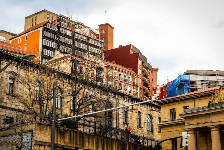 Onde ficar em Bilbao - Centro