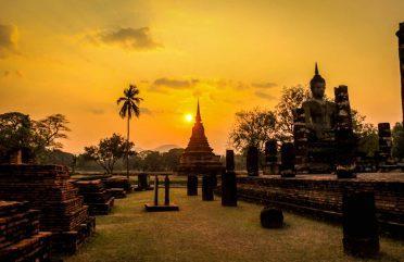 Sukhothai: os templos incríveis da primeira capital da Tailândia
