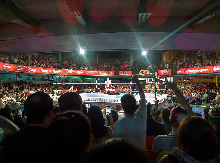 Lucha Libre México