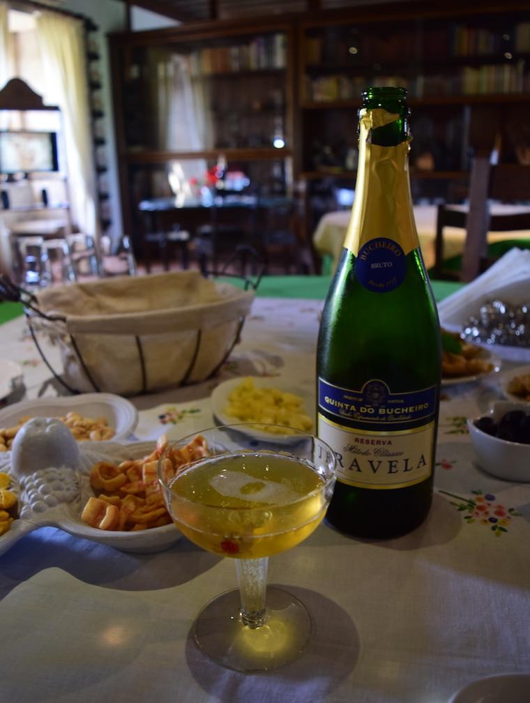 vinícolas em Portugal espumante
