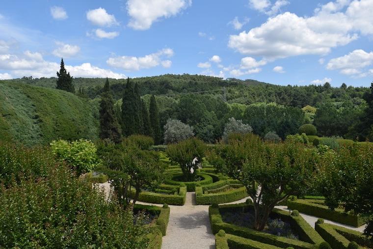 vinícolas em Portugal jardins casa de mateus