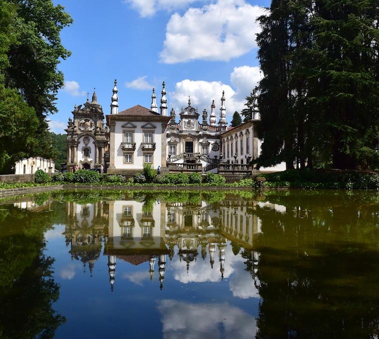 vinícolas em Portugal palacio mateus