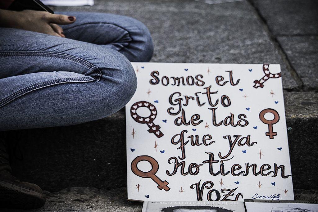 Ni Una Menos - Buenos Aires