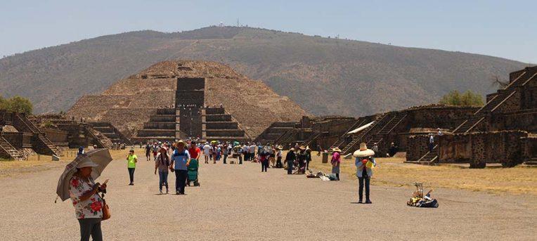 Teotihuacán, no México: visita e história das ruínas