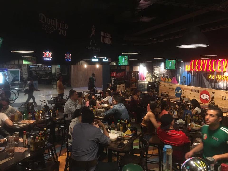 bares da cidade do mexico