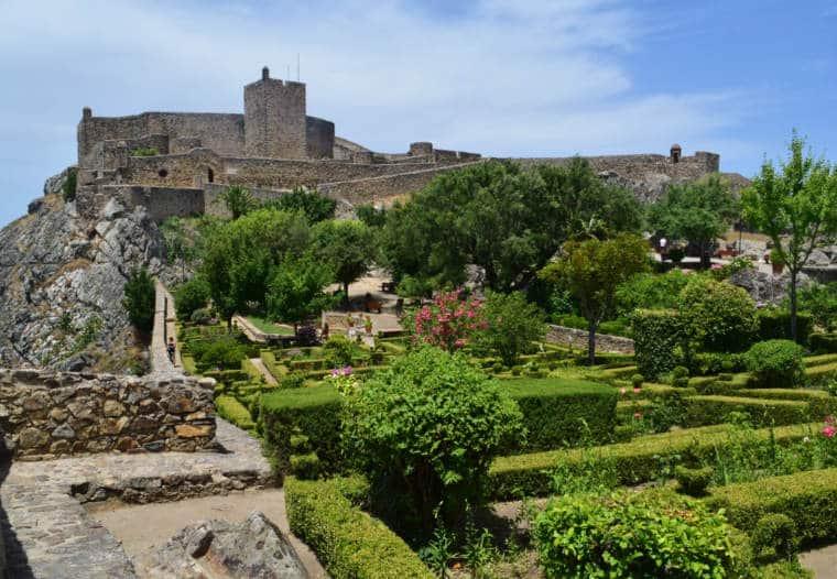 castelos de portugal marvão