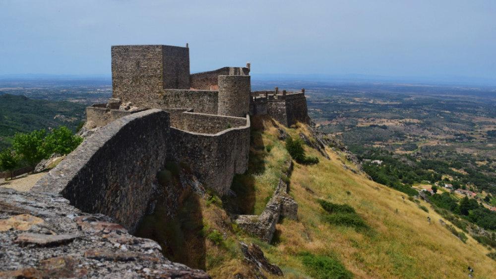 castelos de portugal marvao alentejo