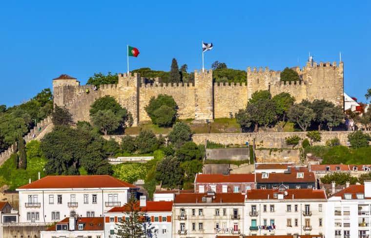 castelos de portugal sao jorge