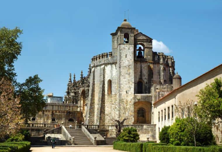 castelos de portugal tomar