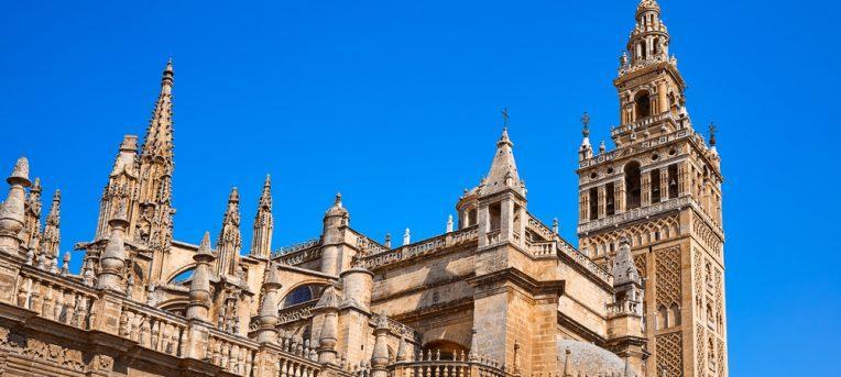 Visita à Catedral de Sevilha e La Giralda