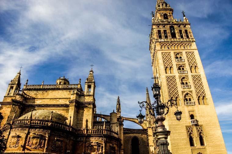 Catedral de Sevilha e La Giralda