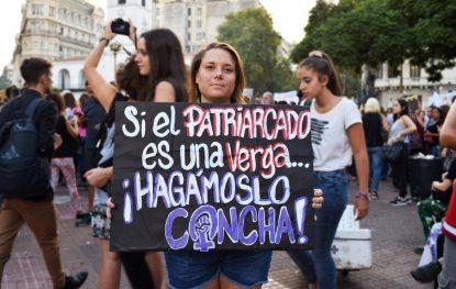 """""""Ni una menos"""": As argentinas na luta contra a violência de gênero"""