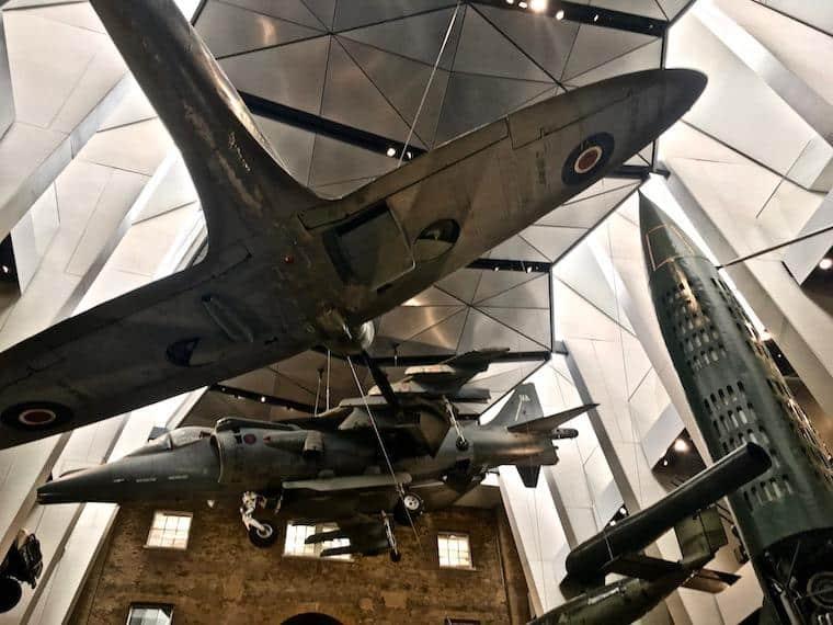 Imperial War Museum Museu da Guerra em Londres