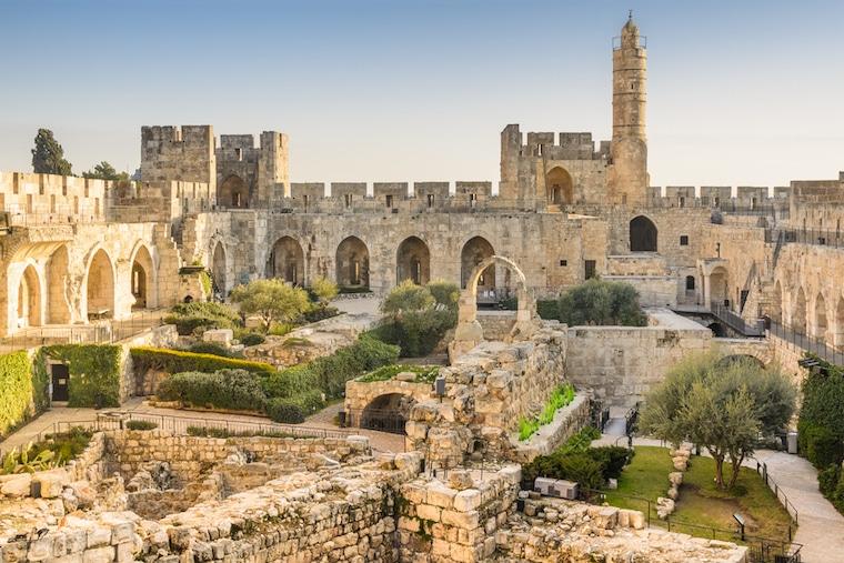 lugares que mudaram a história jerusalem