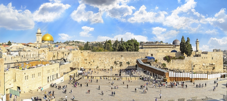 lugares que mudaram a história templo jerusalem
