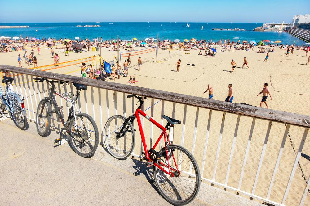 Melhores praias de Barcelona
