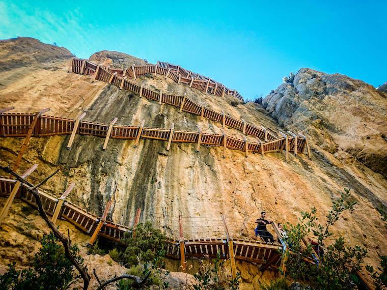 Congost de Mont Rebei - Catalunha, Espanha