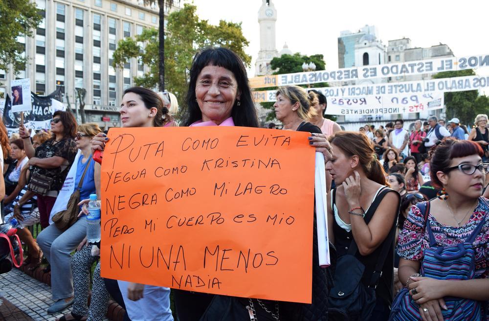 Ni Una Menos - Argentina
