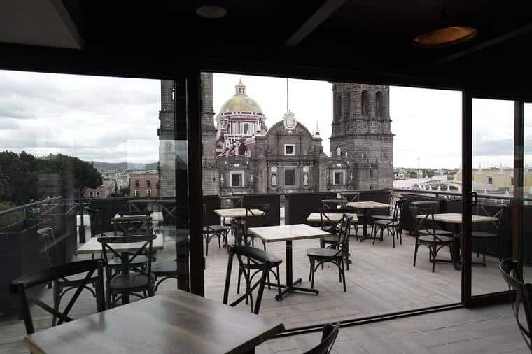 Onde ficar em Puebla