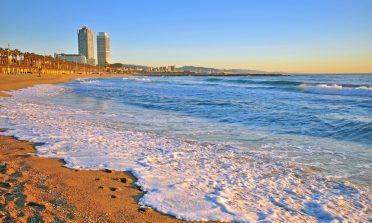 As melhores praias em Barcelona para fugir da Barceloneta