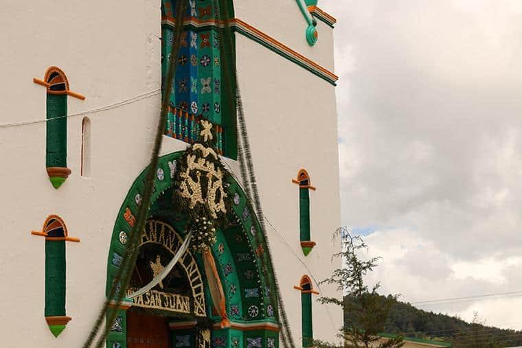 ritual maia chamula