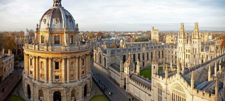 O que fazer em Oxford, Inglaterra: principais atrações