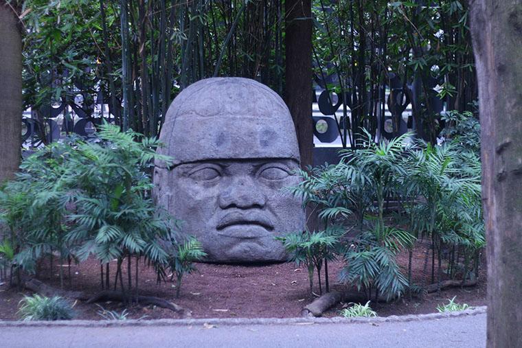 visita ao museu de antropologia