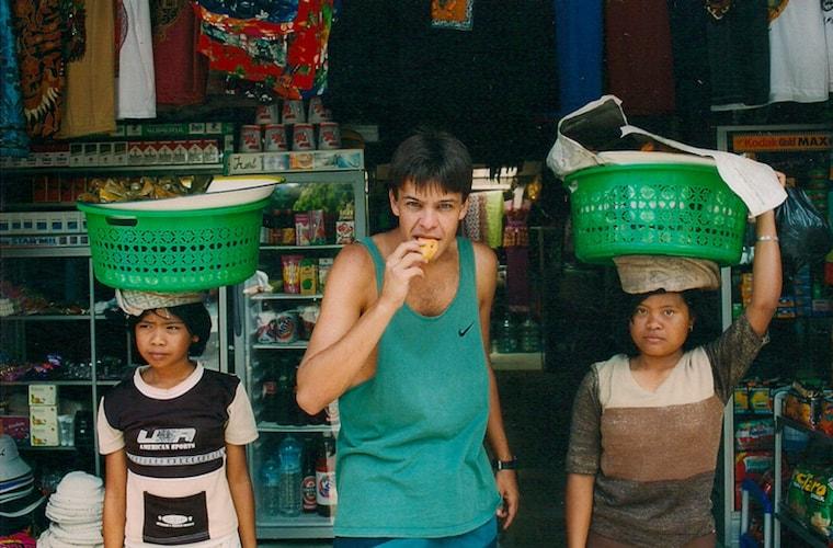 Meninas em Bali