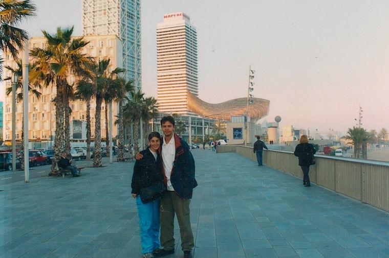 Casal em Barcelona