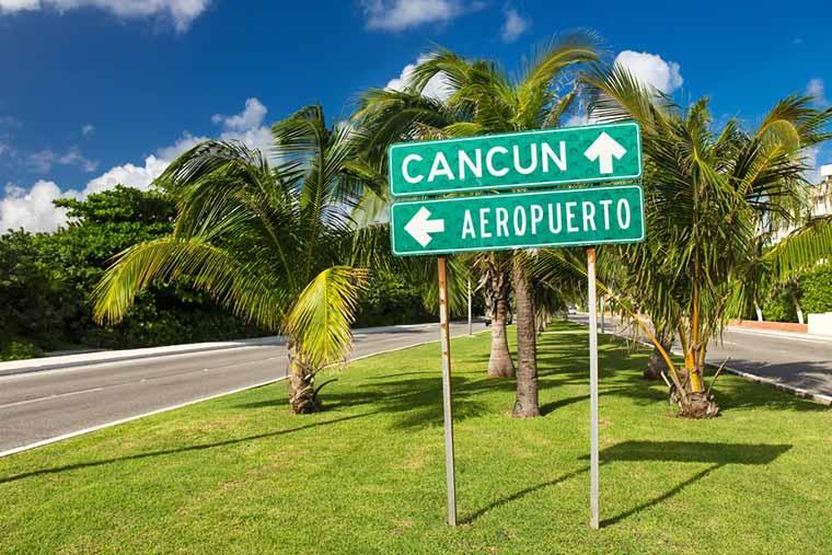 Como alugar um carro em Cancun
