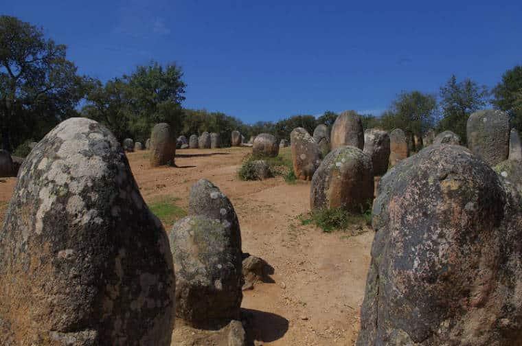 monumentos megaliticos em portugal