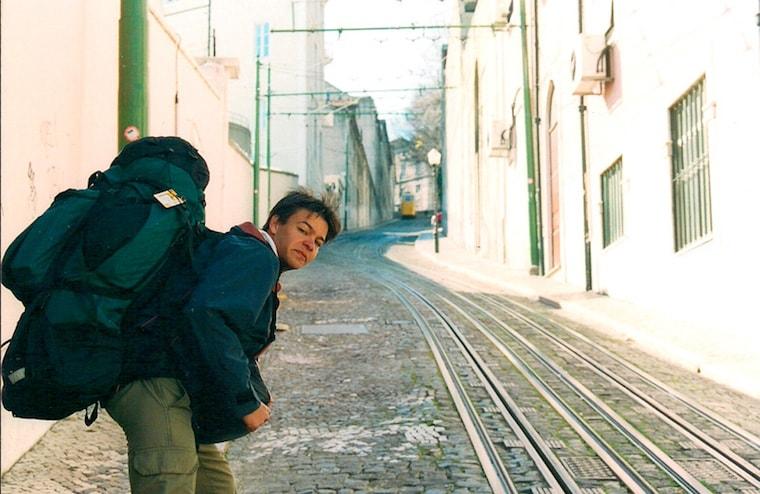 Lisboa, mochilão