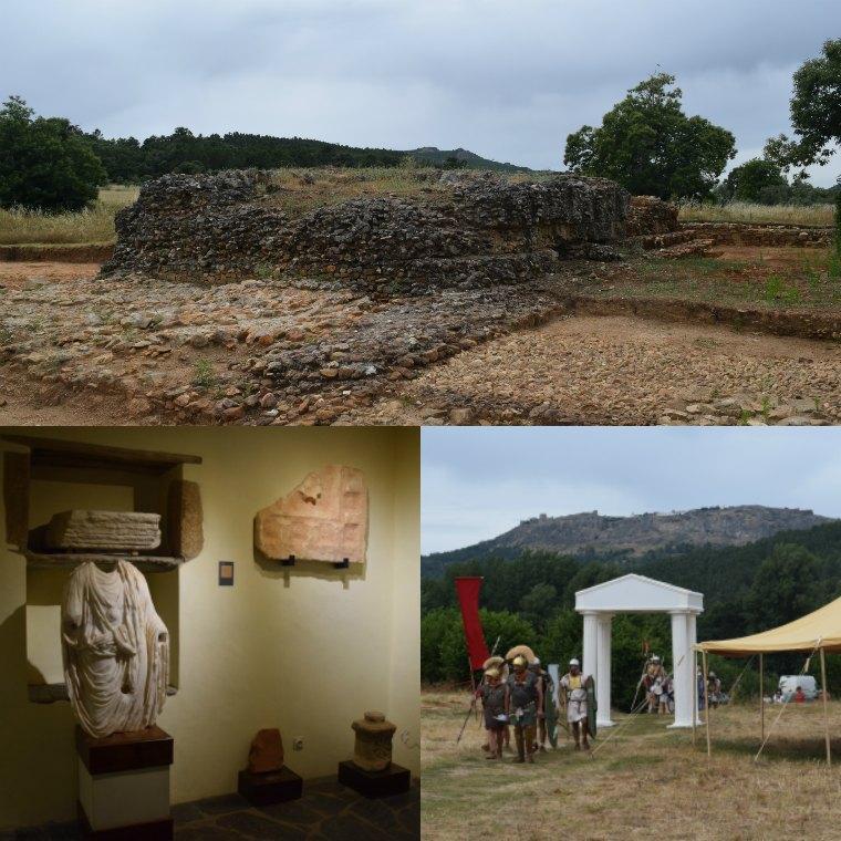 ammaia cidade romana marvao portugal