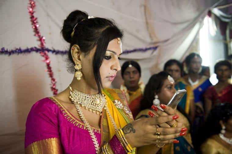 Aravani - India - Generos não-binários