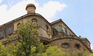 O Castelo de Chapultepec e a história do México