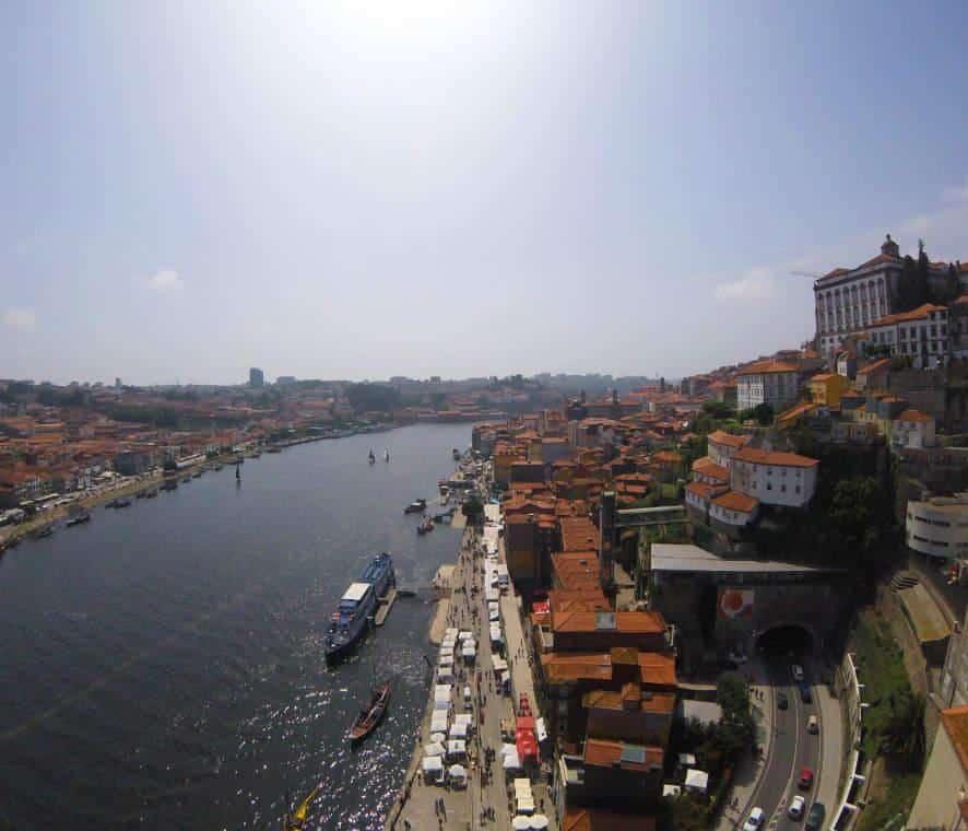 como e morar no porto portugal