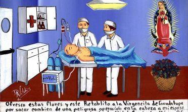 Ex-votos, a arte de dar graças no México