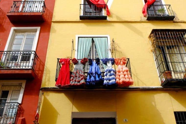 Flamenco, Andaluzia
