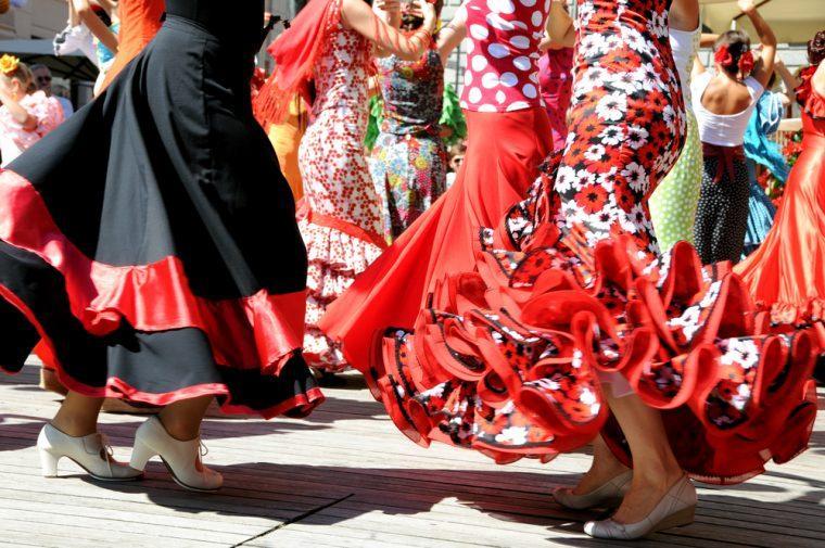 Flamenco, música e dança da Andaluzia
