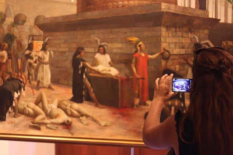 museu de história do México