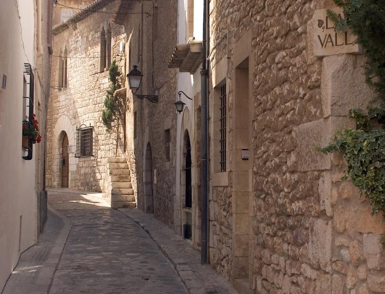 Centro histórico de Sitges