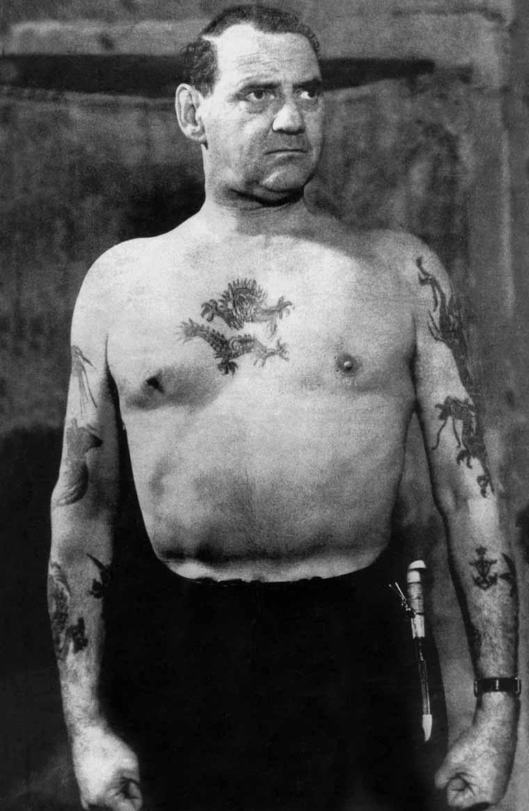 tatuagem monarquia