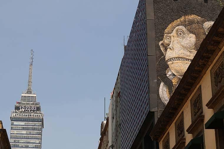 turismo na Cidade do México