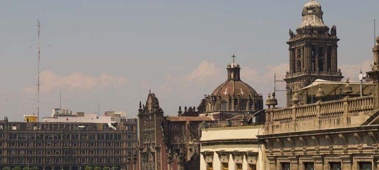 Zócalo: roteiro no centro histórico da Cidade do México