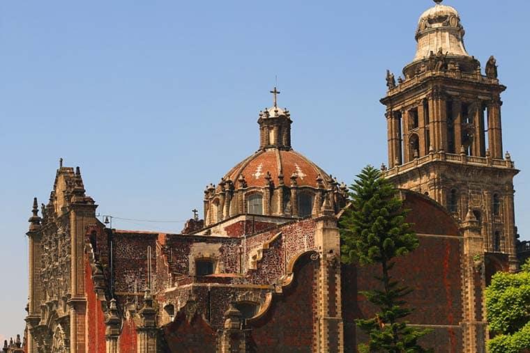 Zocalo, Cidade do México
