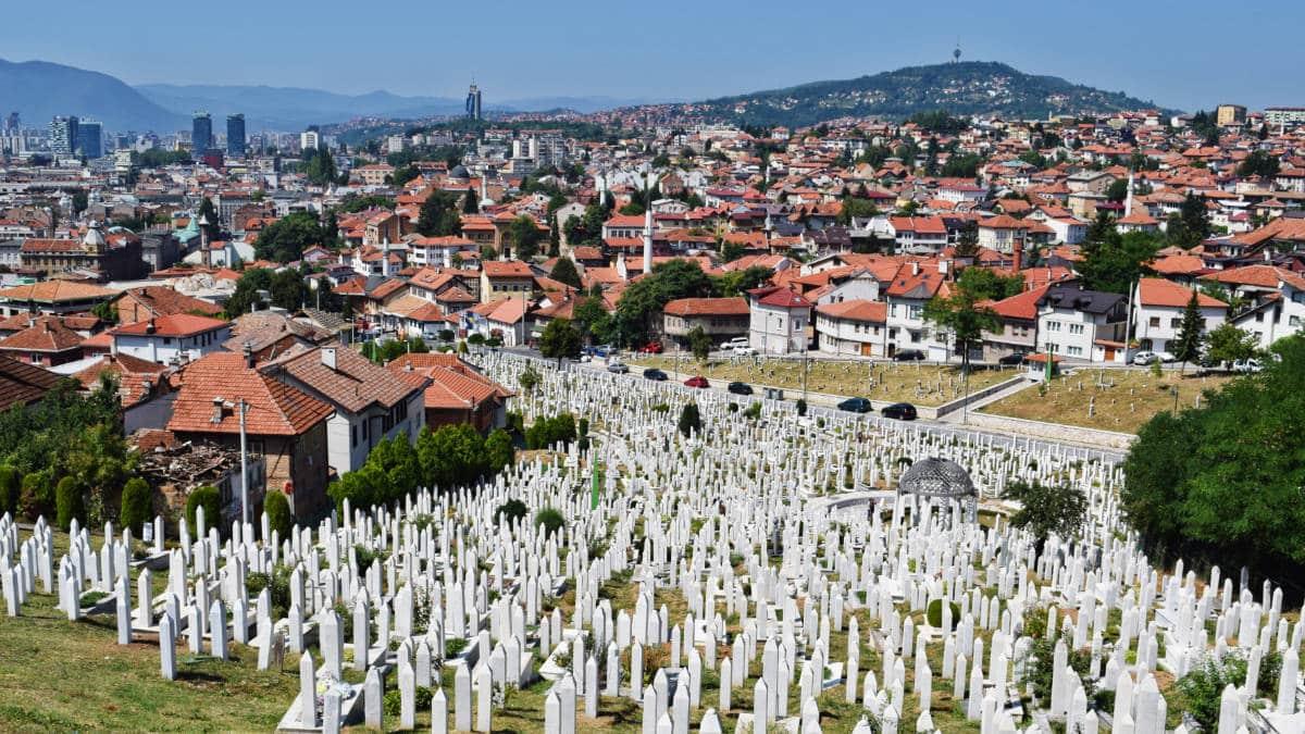 Sarajevo guerra da bosnia