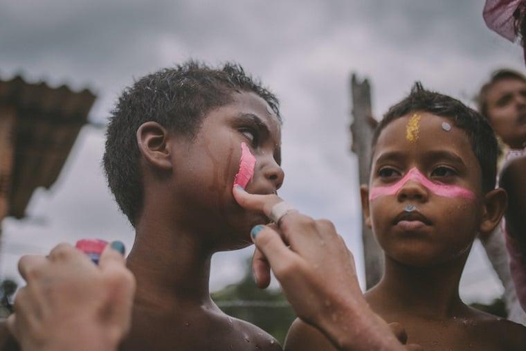 Democratização de espaços públicos: Carnaval de festa e de luta