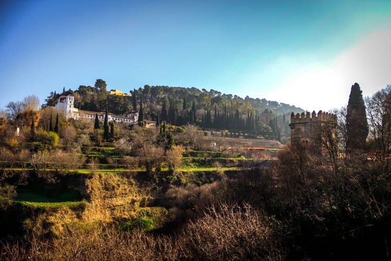 Alhambra jardins