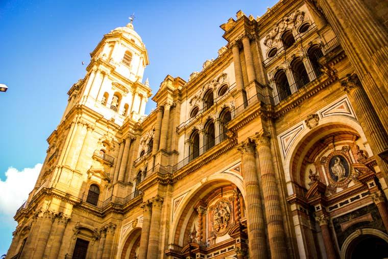 O que fazer em Málaga: Catedral de Málaga