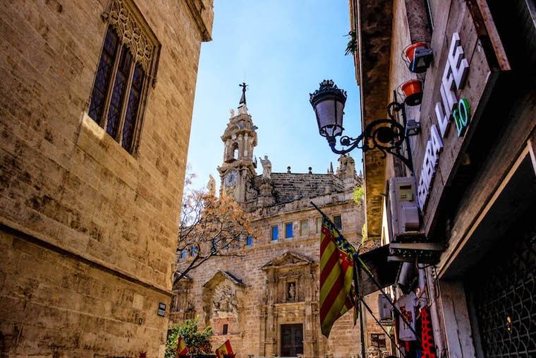 O que fazer em Valência: Centro Histórico